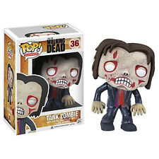 FUNKO POP TELEVISION Series 2 The WALKING DEAD TANK ZOMBIE #36 Retired IN STOCK