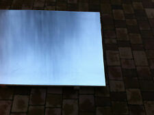Edelstahl Blech 1.4301 V2A  1000 x 2000 x 2 mm einseitig foliert