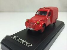 UH 1/43 4838 Citroen 2CV Camionnette 1951 Die-cast metal model