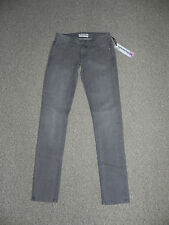 PRIVACYWEAR Womens Jeans Size 32 Skinny Angelica Alloy Gray NWT $88