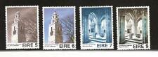 Ireland # 376-79 Mint Nh Holy Cross Abbey