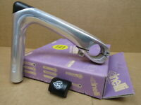 New-Old-Stock Cinelli Oyster Silver Stem w/ 26.0 mm clamp (140 mm)