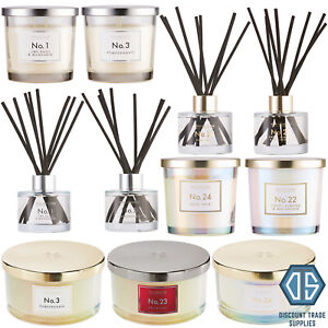 Aldi Luxury Fragranced Candle, Reed Diffuser, Room Spray Or Gift Sets