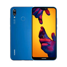 "HUAWEI P20 LITE DUAL SIM 5.8"" OCTA CORE 64GB RAM 4GB 4G LTE ITALIA DARK BLUE"