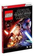 NEW LEGO Star Wars: The Force Awakens: Prima Official Guide by Prima Games