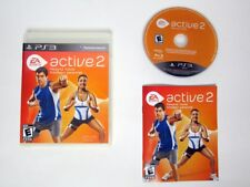 EA Sports Active 2 game for Sony Playstation 3 PS3 -Complete