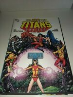 The New Teen Titans Omnibus Volume 2 First Printing Very Rare 2012
