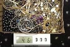4 lbs 6-5/8 oz Of Jewelry Box Treasure Finds Shipped In Small PO Flat Rate Box