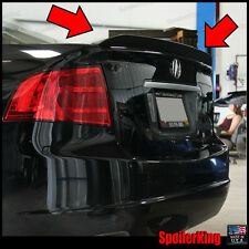 SPK 284G Fits: Acura TL 2004-2008 Rear Trunk Lip Spoiler (Duckbill Wing)
