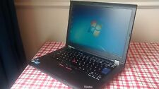 Lenovo ThinkPad T410i Laptop Core i3 2.53Ghz 4GB WIFI Webcam Windows 7 Office