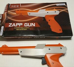 Tomee Zapp Zapper Gun Controller with Nintendo NES Duck Hunt Free Shipping