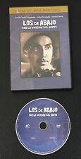 Los de Abajo DVD Spanish Emilio Fernandez, Domingo Soler, Isabela Corona