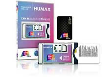 More details for humax tivùsat 4k ultra hd cam + pre activated smartcard