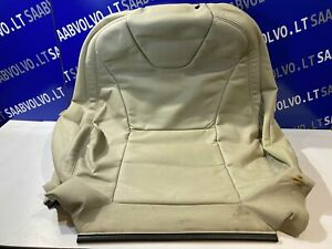 VOLVO XC60 Front Right Upholstery Beige Upper Leather 39819122 2012 11744609