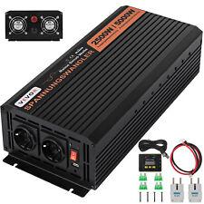 Inverter 2500W 5000W 24V 230V Onda Sinusoidale Pura Inverter Convertitore