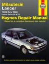 Mitsubishi Lancer CB & CC 1990-1996 Workshop Repair Manual with MPN HA68750