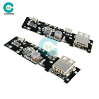 5V 2.1A Lithium Battery Power Bank Charger Charging Circuit PCB Board Module