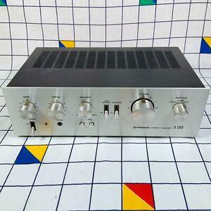 Vintage Pioneer SA-5500 Mark II Retro Integrated Stereo Amplifier Made In Japan