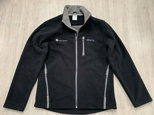 Langlaufjacke Trainingsjacke Skijacke Jacke Ski Jacket Fleecejacke CRAFT Gr. M