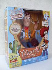woody toy story collection sheriff sceriffo english talking interactive ts 64012
