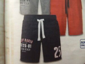 Camp David - Herren Shorts - Dieter Bohlen - Sweatshorts - grau - Größe XXL