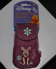 OFFICIAL DISNEY WINNIE THE POOH PIGLET Universal MP3 & iPOD Sock Pouch 24Hr Post