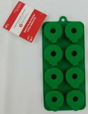 Celebrate It Silicone Mold Christmas Wreaths Bakeware New