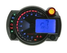 Scooter Moped Koso RX2N+ GP Style Multifunctional Speedometer