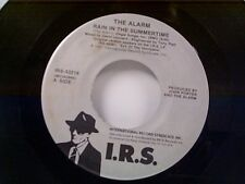 """THE ALARM """"RAIN IN THE SUMMERTIME / ROSE BEYOND THE WALL"""" 45"""