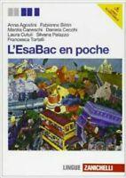 L'ESABAC EN POCHE, AGOSTINI BETIN, ZANICHELLI 9788808263780