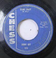 Hear! Blues 45 Buddy Guy - Stone Crazy / Skippin' On Chess