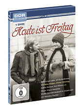 HEUTE IST FREITAG Defa / DDR TV-Archiv KURT BÖWE Nina Hagen DVD Neu
