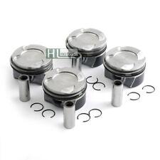 STD 4pcs Pistons & Rings Φ84mm Φ22mm / 10:1 for 2.0T BMW 328i 428i X3 X4 N20B20A
