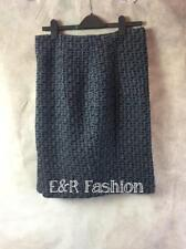 ZARA WOOL MIX SKIRT SIZE XL (B23) REF: 5133 180