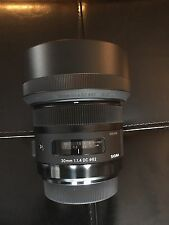 Sigma ART 30mm f/1.4 DC HSM AF Lens For Sony A-Mount
