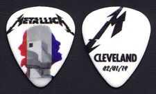 Metallica James Hetfield Cleveland OH 2/1/19 Guitar Pick - 2019 WorldWired Tour