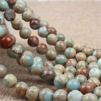 "Natural A++ Labradorite Gemstone Round Loose Beads 15"" 4mm 6mm 8mm Wholesale Lot"