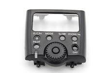 Genuine Canon Speedlite 580EX  Flash Rear Display Screen Cover With Window Part