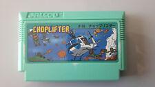 Jeu Nintendo FAMICOM CHOPLIFTER NTSC JAPON en loose (n°2652)