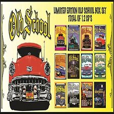 Various Artists - Old School Gold Box Set / Various [New CD] Boxed Set