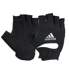 Adidas Climacool Unisex Mens Womens Black Nylon Training Gloves AJ9510 UW12