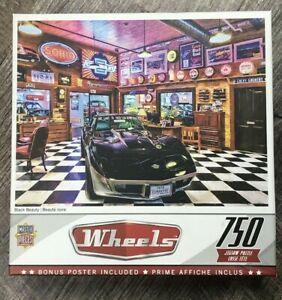 Mater pieces  Black Beauty  750 Jigsaw Puzzle
