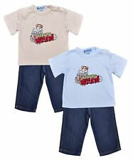 Cotton Blend Formal Outfits & Sets (0-24 Months) for Boys