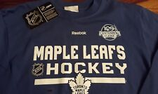 Toronto Maple Leafs long sleeve shirt centennial classic (Large)(14-16)
