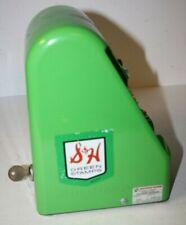 S&H Green Stamps Machine Vintage Original Store Dispenser Roto-stamp #1051
