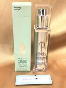 Clinique sculptwear lift and contour serum for face and neck 1.7 oz New in Box!!