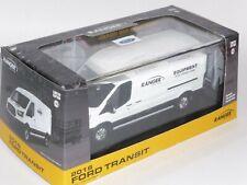 GREENLIGHT 51044 1/43 2016 FORD TRANSIT CUSTOM RANGER DESIGN EQUIPMENT VAN - D