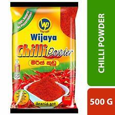 Sri Lankan Premium Quality 100% Ground Dried Chilli Powder Natural Freshness
