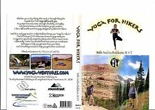 Yoga For Hikers (2008) DVD #12625
