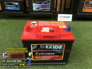FORD FALCON / FAIRLANE / TERRITORY X56DMF EXTREME BATTERY - BRAND NEW